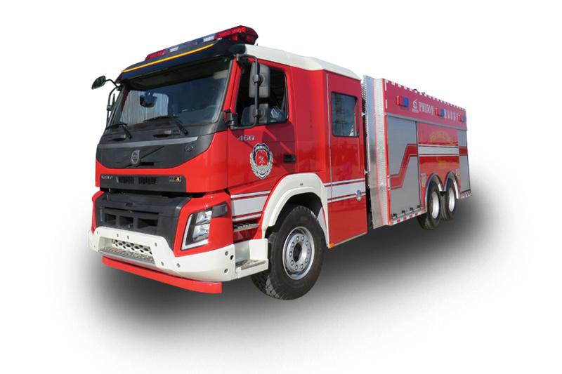 PM150重型水罐泡沫消防車