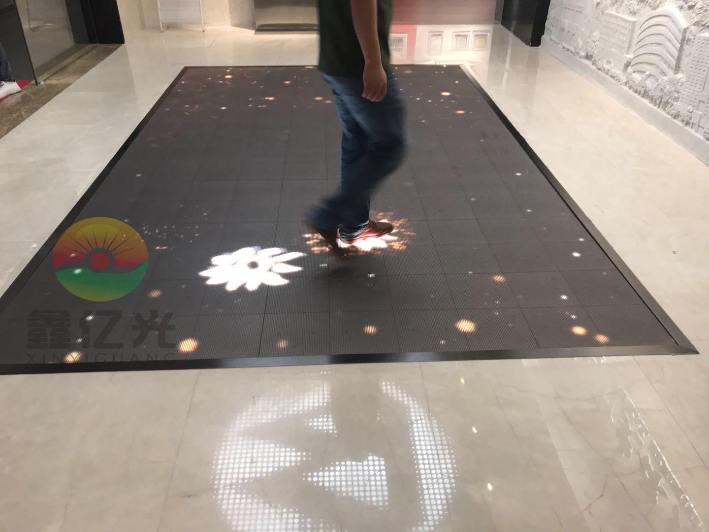 深圳互动LED地砖屏