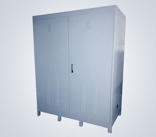 【汇利电器】最新定制双开门托盘式UPS大电池柜 厂家制造 HL-0818