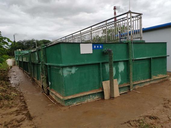 銅陵污水處理一體化設備