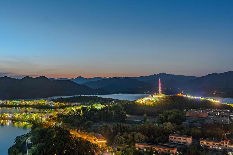 北京怀柔一带一路国际高峰论坛
