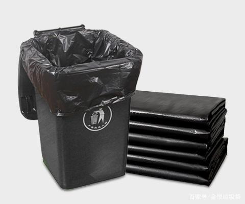 垃圾袋廠家介紹垃圾袋的優越性能有哪些