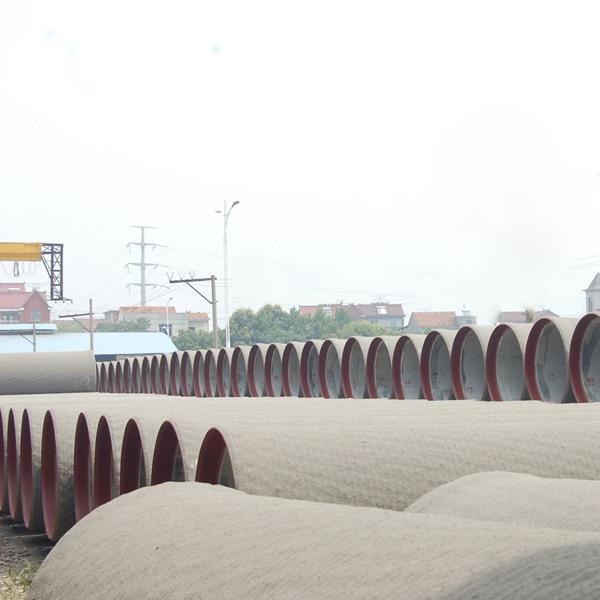 预应力钢筒混凝土管(PCCP)