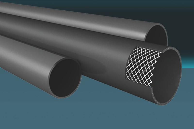 PE鋼絲網骨架增強聚乙烯管