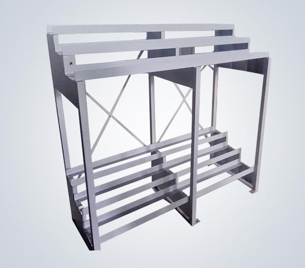 【汇利电器】最新定制款 可拆式拼接组合式电池钢架 厂家直销 DA021-1