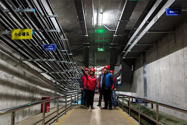 工程監理-六盤水市地下綜合管廊