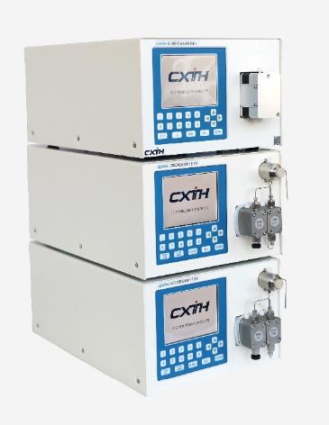 LC3050N型半制備系統