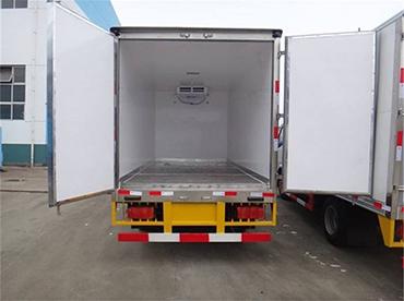 冷藏车厢体常见损伤及修复措施