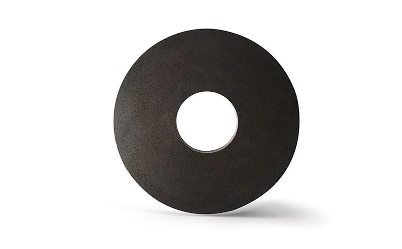 樹脂結合劑CBN雙端面砂輪 微氣孔大尺寸磨削