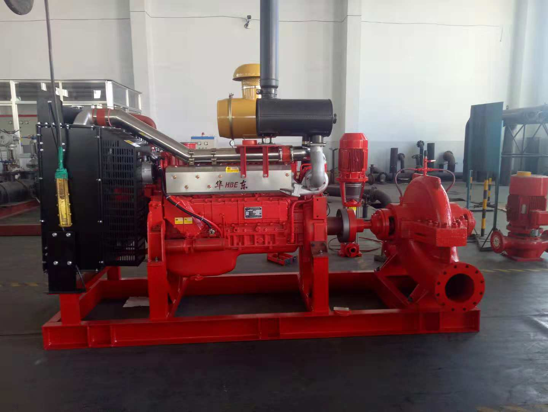 XBC9/150G-BY柴油機消防泵