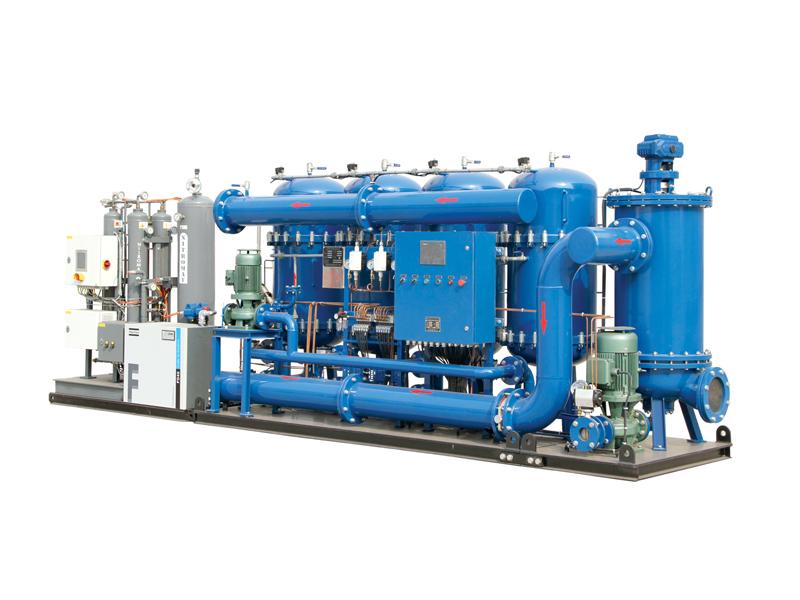 NiBallast BWMS壓載水管理系統(400T)