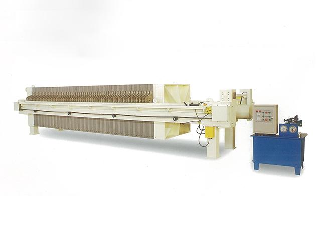 普通液壓1000型廂式壓濾機