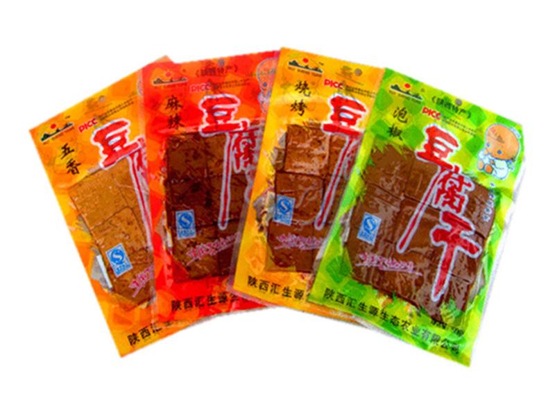 豆腐干50克