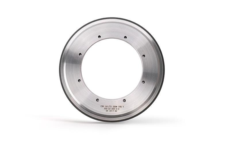 陶瓷CBN槽磨砂輪 轉子砂輪 液壓泵砂輪