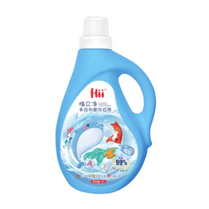 嗨立净多效抑菌洗衣液