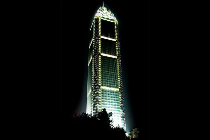 温州世贸中心大厦