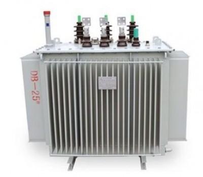 S12型油浸式電力變壓器