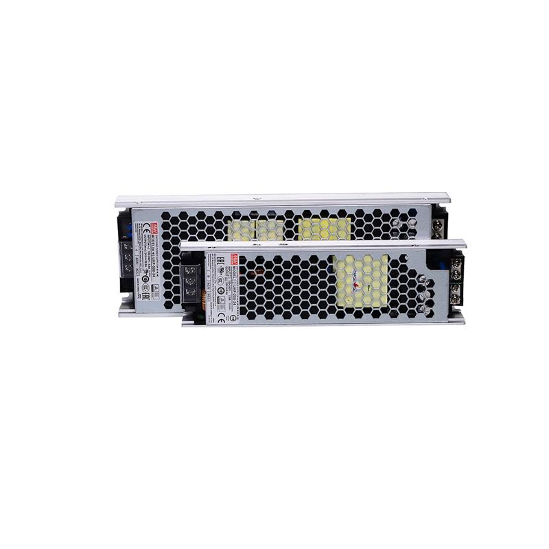 明纬UHP 带PFC长条形开关电源