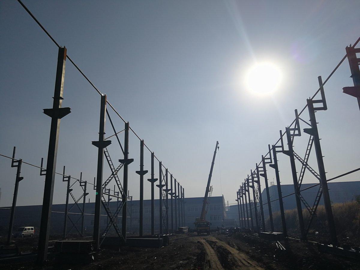 2020年度-沈鐵電纜廠房