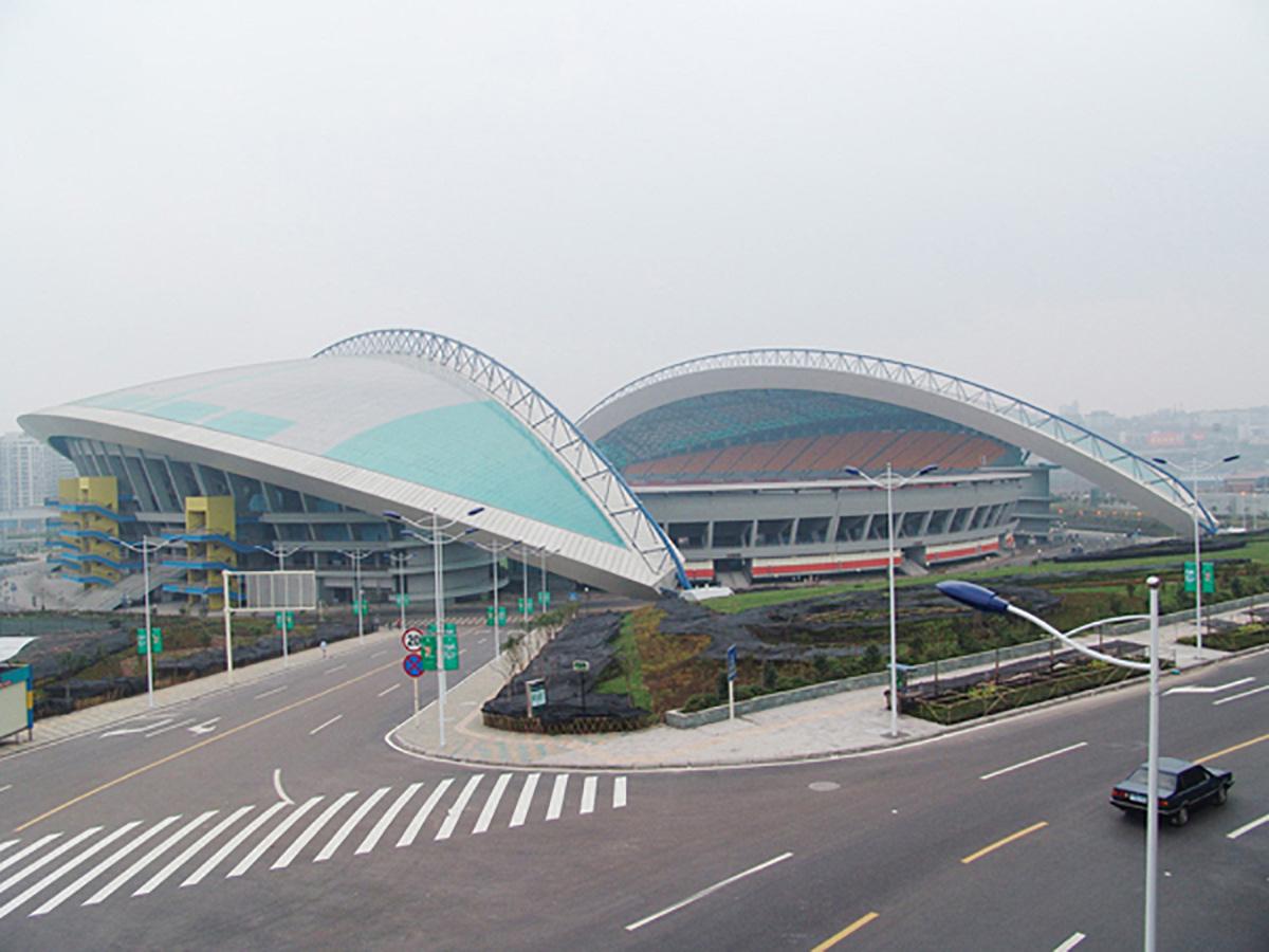重慶奧林匹克體育中心體育場