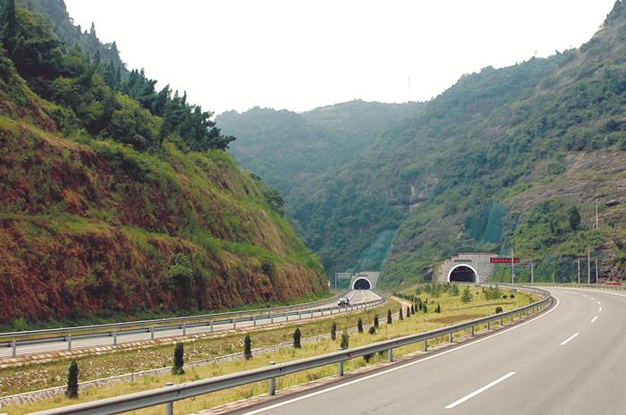 宜昌至利川段高速公路