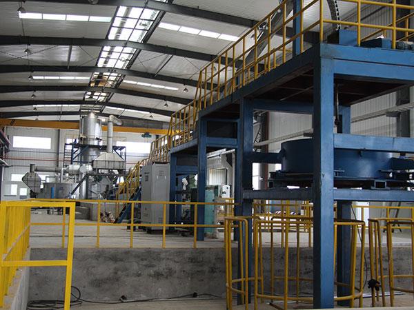 鋁連鑄連軋生產線