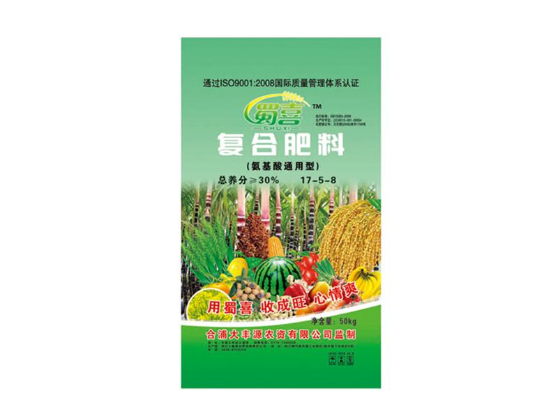 复合肥料(氨基酸通用型)