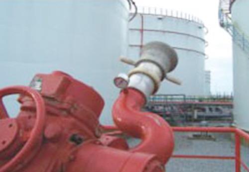 廣西天盛港務有限公司欽州LPG項目碼頭消防設施