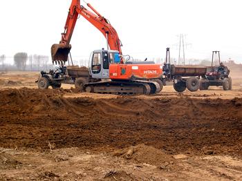唐山萬科新都會項目土方工程合同