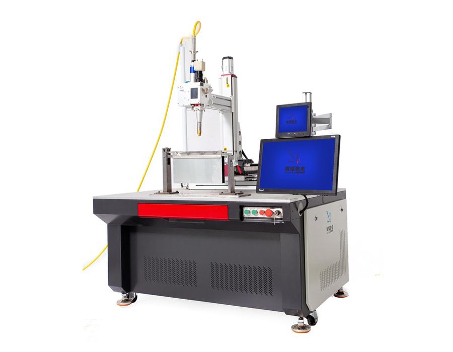 遨游激光振镜焊接系统