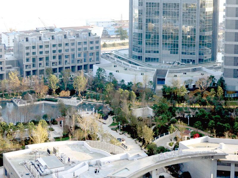 武漢和記黃埔花樓街景觀