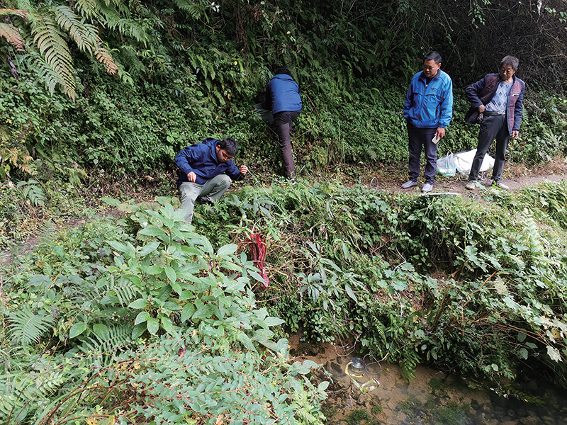 現場水質檢測分析
