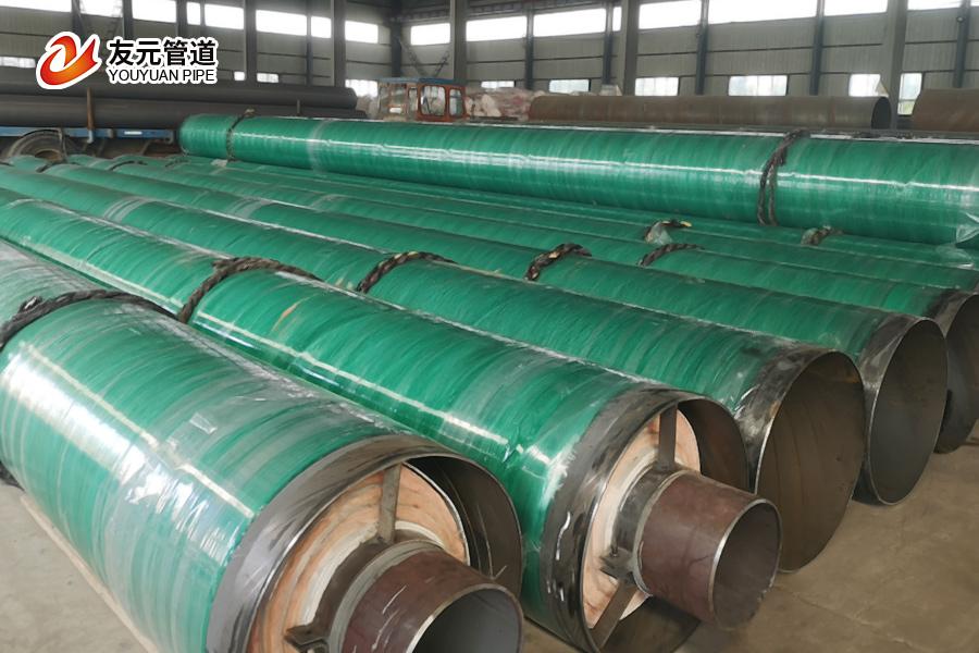 不飽和樹脂防腐保溫鋼管