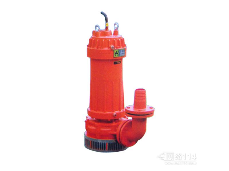 QWR熱水潛污泵