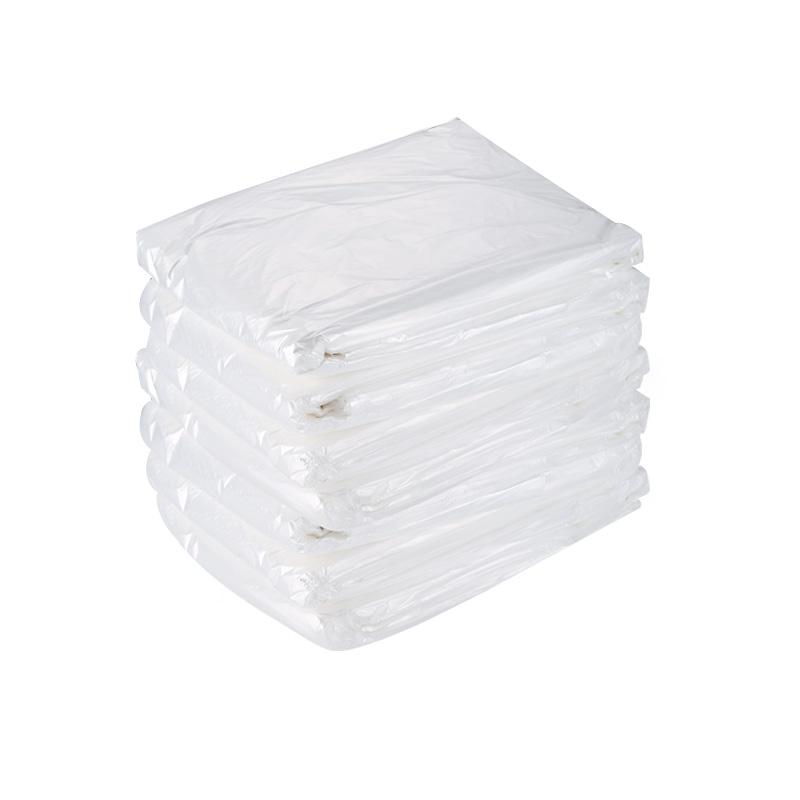 簡約型各尺寸垃圾袋 白