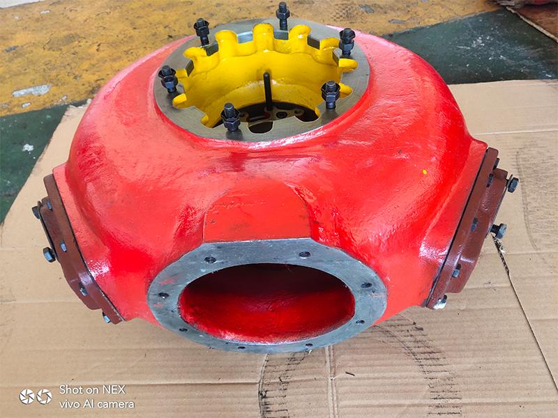 增壓器殼體照片