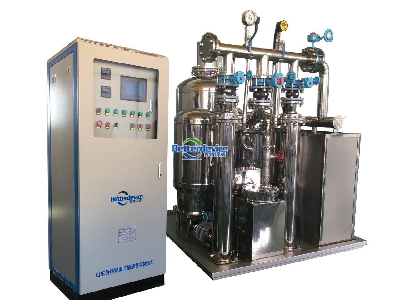 BDJW静音型无负压供水设备
