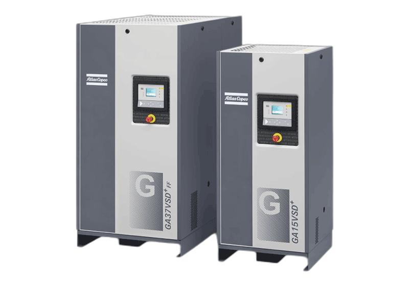 GA VSD+ 永磁變頻空壓機