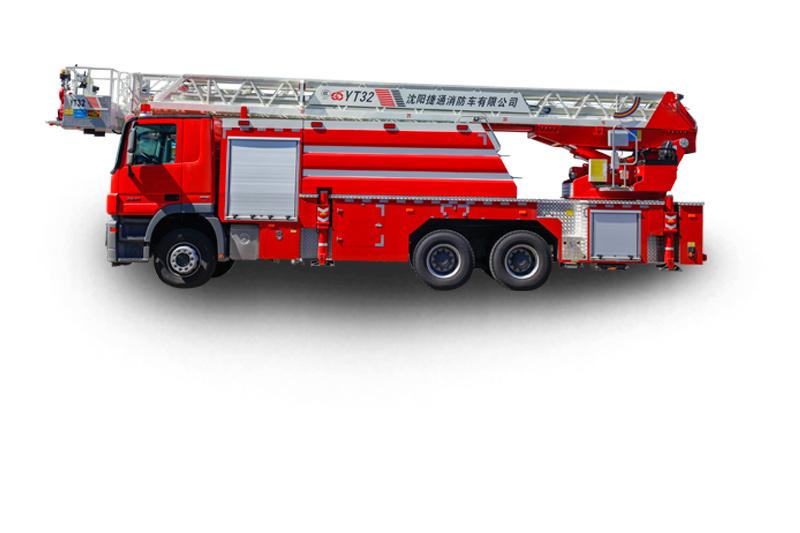 YT32型多功能云梯消防車