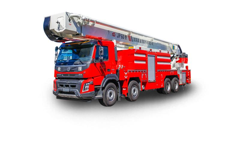 JP60型舉高噴射消防車
