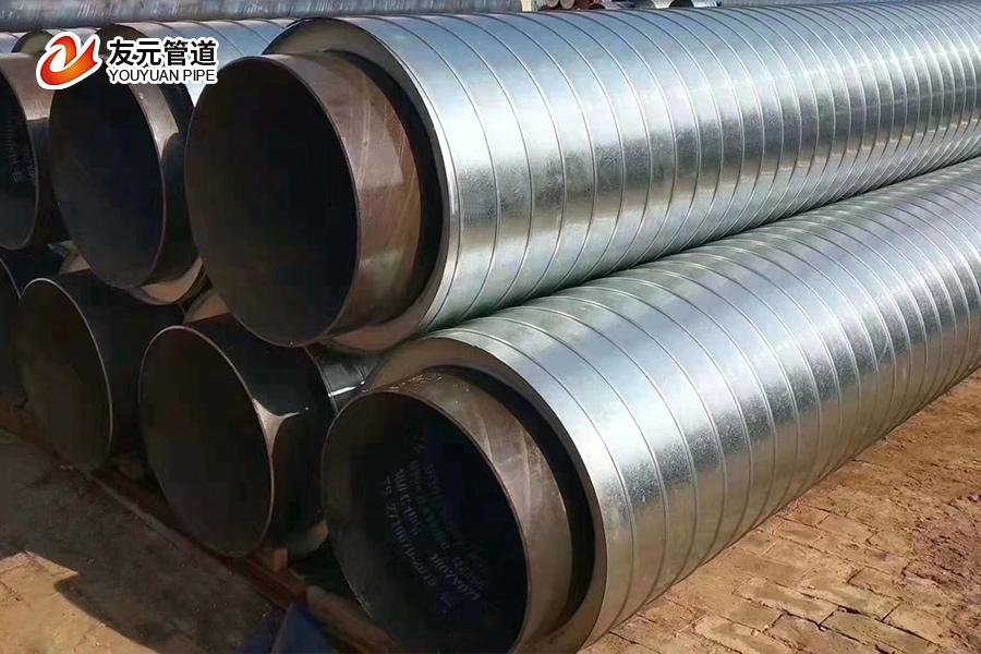 白鐵皮保溫鋼管