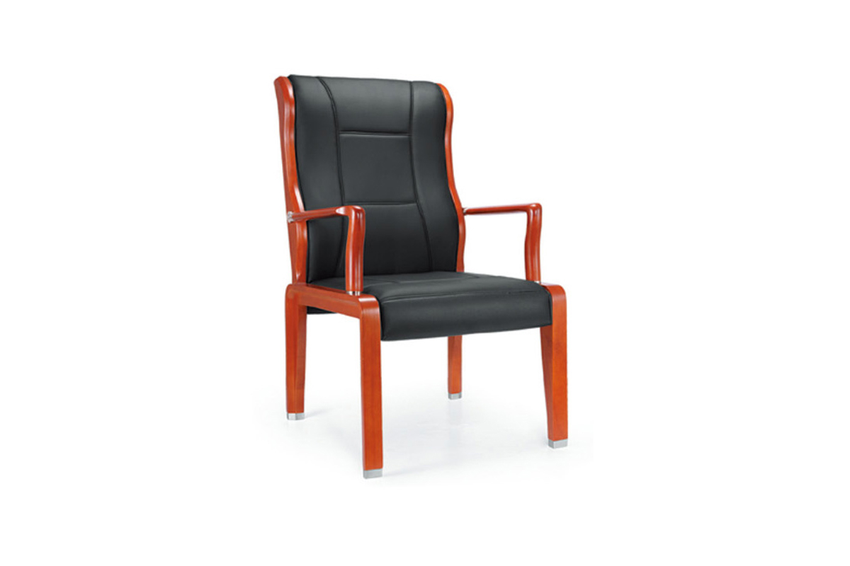 HY-3215實木會議椅-