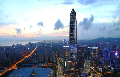深圳平安金融中心