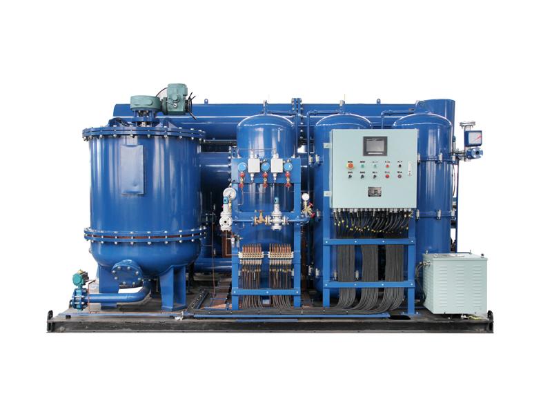 NiBallast BWMS壓載水管理系統(1500T)