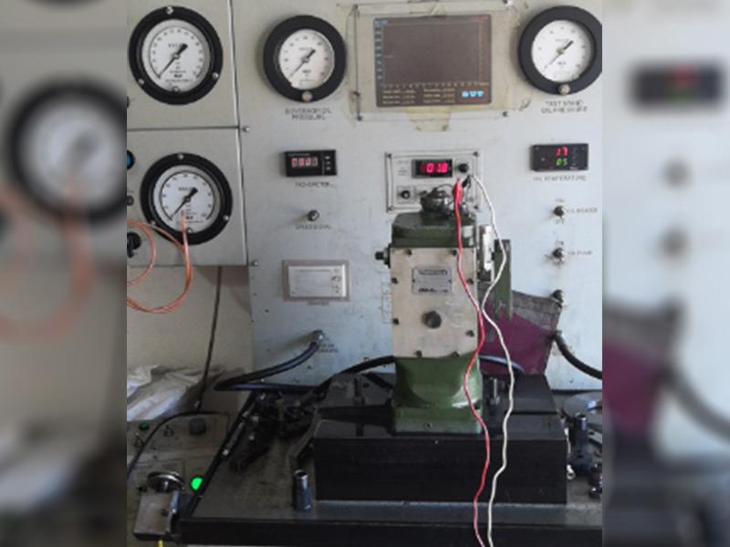 調速器UGA試驗臺試驗