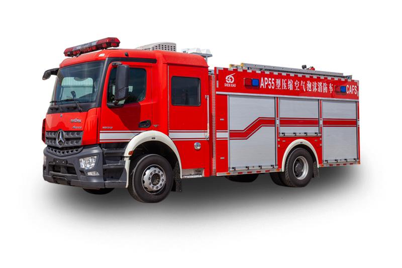 AP55城市主戰消防車