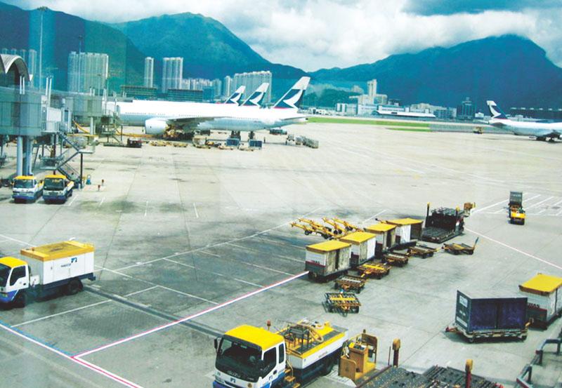 香港機場航空油庫擴建項目