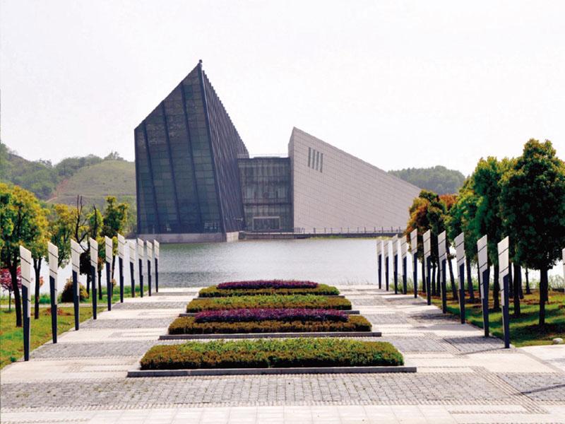 中山艦旅游核心區景觀