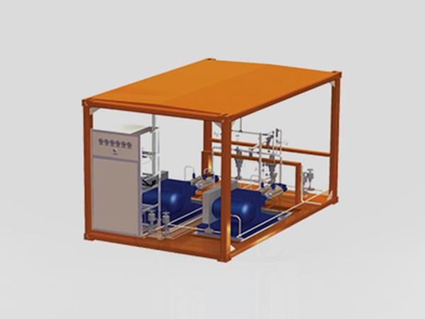 LCNG低溫柱塞泵橇
