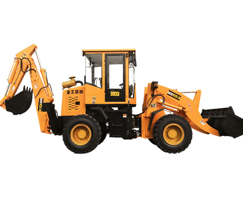 WZ25-20挖掘裝載機